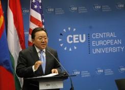 President at CEU