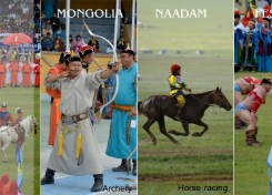 Mongolia Naadam Festival