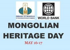 The Heritage day of Mongolia